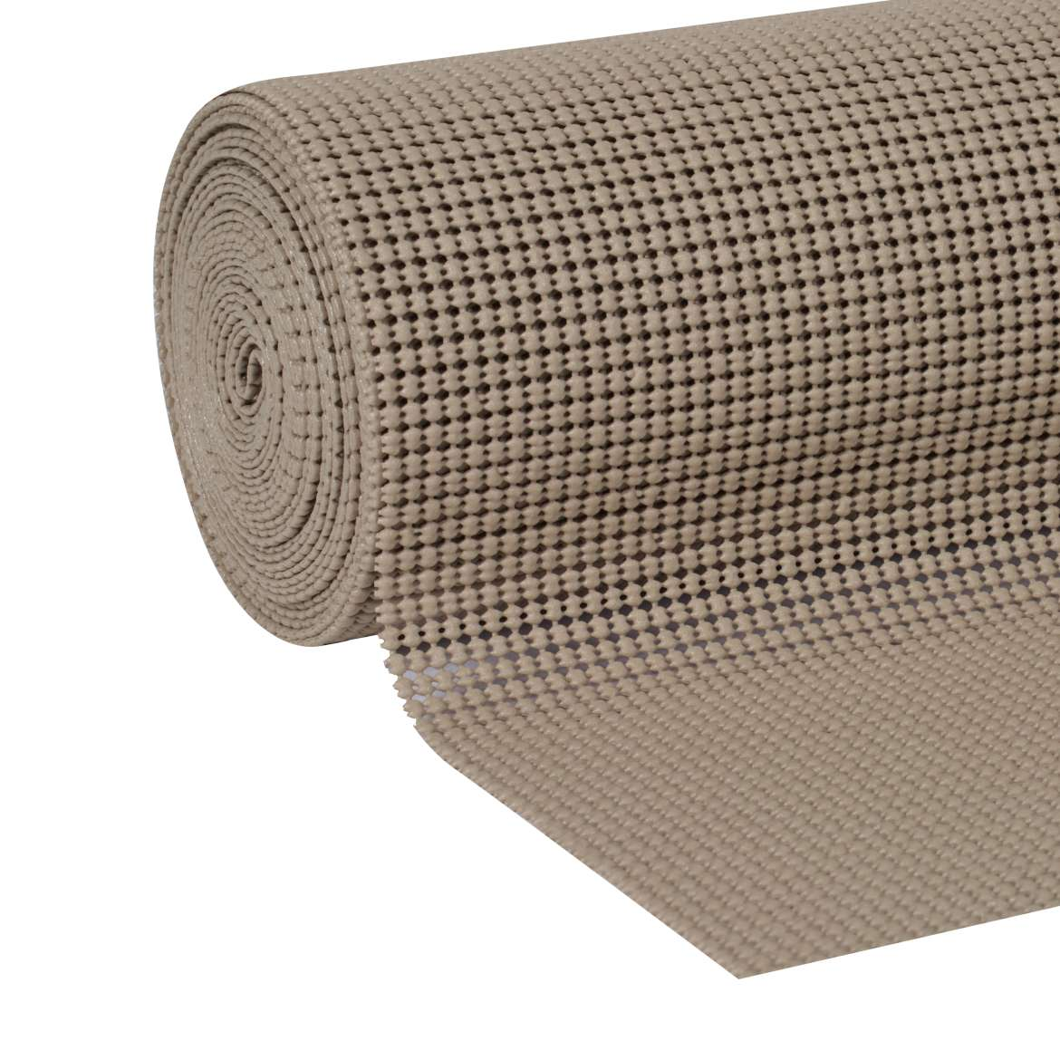Duck Brand Select Grip Easy Liner Brand Shelf Liner - Brownstone, 20 in. x 24 ft.