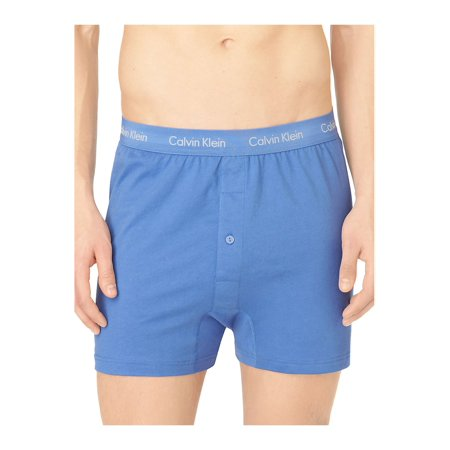 Calvin Klein Cotton Knit Boxer 3-Pack Calvin Klein Knit Boxer Briefs