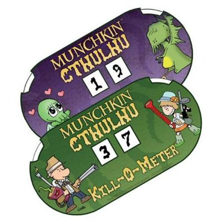 Munchkin Cthulhu Kill O Meter Multi Colored