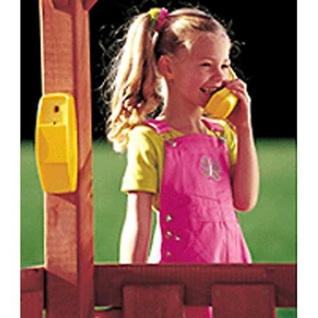 Kidwise Telephone - Yellow