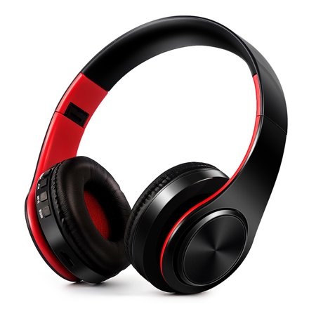 Bluetooth 4 0+EDR Headset 4 in 1 Multifunctional Deep Bass Music Headphone  Hands-free with Mic