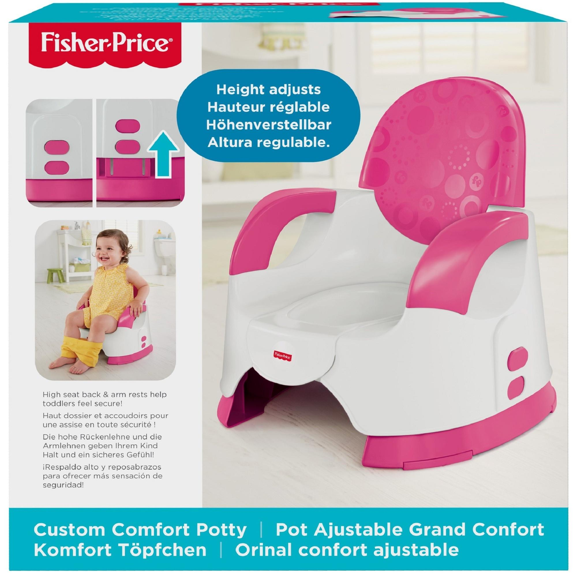 Girl Fisher-Price Custom Comfort Potty Training Seat