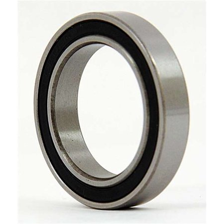 Bearing 10x19x5 Ceramic Stainless Steel (S6800-2RS Bearing 10x19x5 Si3N4 Ceramic Stainless Steel Sealed)
