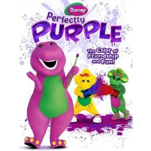 Barney: Perfectly Purple (Full Frame)