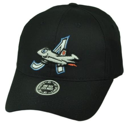 MiLB Aberdeen Iron Birds Replica Twill Baseball  Adjustable Black Sports