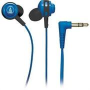 Audio-Technica ATH-COR150 Core Bass In-Ear Headphones ATH-COR150BL