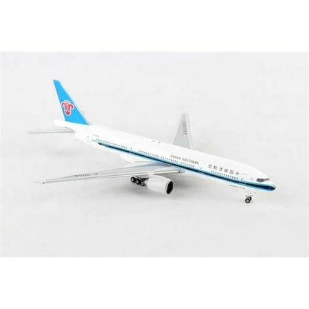 Phoenix PH1602 1 sur 400 Chine Southern 777-200 Dernier mod-le d'avion de vol - image 1 de 1