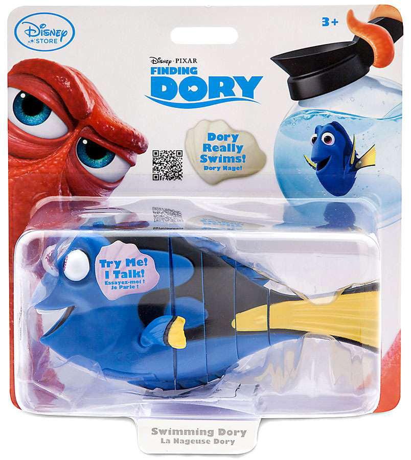 Disney / Pixar Finding Dory Dory Swimming Action Figure