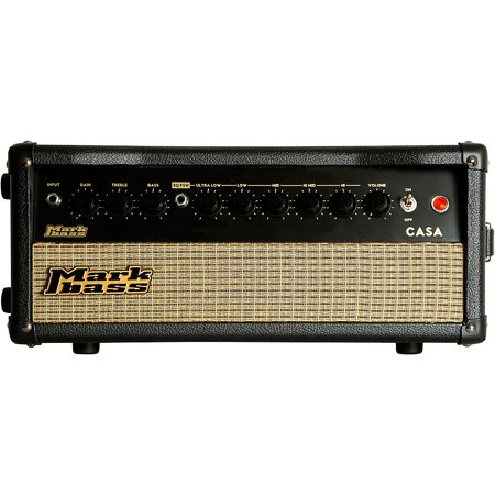 - Markbass Casa Michael League Signature 500W Bass Amp Head