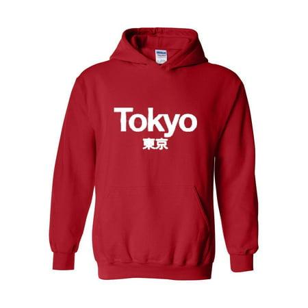 Japan Tokyo Unisex Hoodies Sweater ()