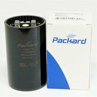 Packard PSMJ710 Motor Start Capacitor. 710-850 MFD UF / 165 VAC