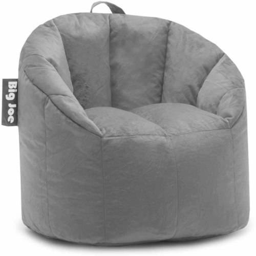 Magnificent Big Joe Milano Bean Bag Chair Multiple Colors 32 X 28 X Short Links Chair Design For Home Short Linksinfo