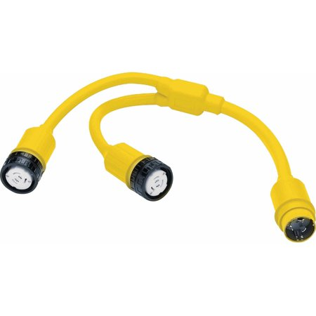 ACTUANT ELECTRICAL - MARINCO Shore Power Y-Adapters