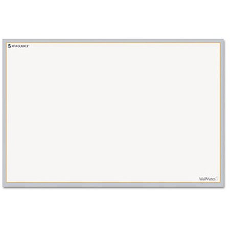 At A Glance Wallmates Self Adhesive Dry Erase Open