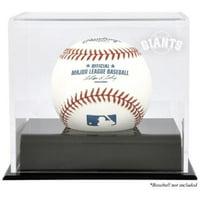 San Francisco Giants Baseball Cube Logo Display Case