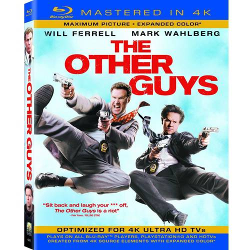 The Other Guys (Mastered In 4K) (Blu-ray   Digital HD)