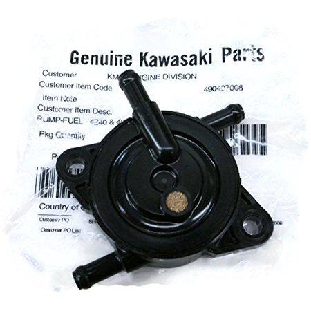 Kawasaki Oem Service Manual (Genuine Kawasaki 49040-7008 Fuel Pump OEM )