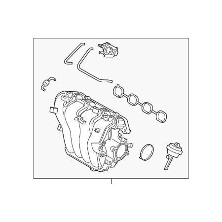 Hyundai Intake Manifold, Intake Manifold for Hyundai