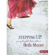 Stepping Up - Leader Guide : A Journey Through the Psalms of Ascent