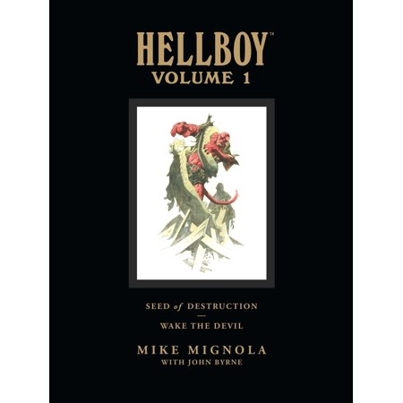 Hellboy Library Volume 1: Seed of Destruction and Wake the