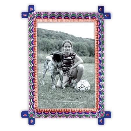 eeBoo Adirondack Lost Arts Picture Frame (4x6) (Best Weight Loss Photos)