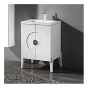 Madeli Genova 24'' Single Bathroom Vanity Set