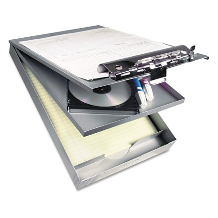 Saunders Cruiser Mate Aluminum Storage Clipboard, 1 1/2