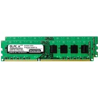 8GB 2X4GB Memory RAM for Dell OptiPlex 980, 380DT, 990 Mini Tower, 990, 990 SFF 240pin PC3-10600 1333MHz DDR3 DIMM Memory Module Upgrade