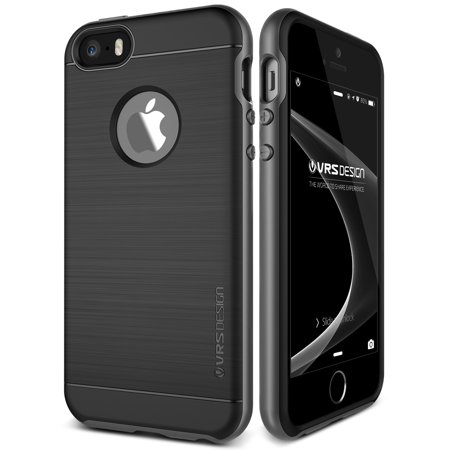 - iPhone SE Case Cover | Slim Rugged Protection | VRS Design High Pro Shield for Apple iPhone SE