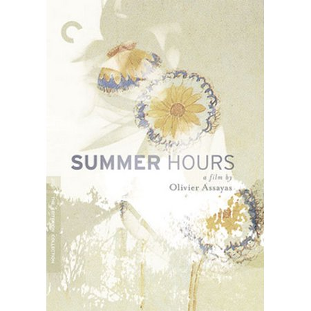 Summer Hours (Criterion Collection) (DVD) Summer 2012 Collection