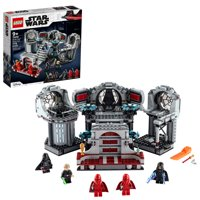 Deals on LEGO Star Wars: Return of the Jedi Death Star Final Duel Toy