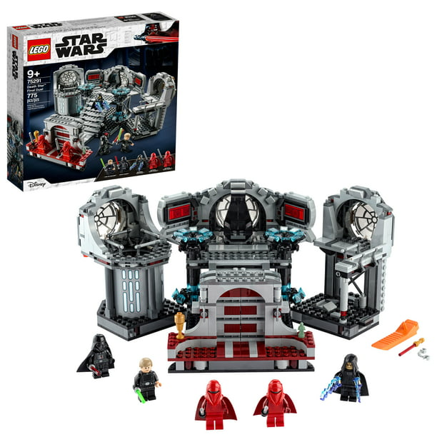 LEGO Star Wars: Return of the Jedi Death Star Final Duel 75291 Building Toy for Hours of Creative Fun (775 Pieces) - Walmart.com - Walmart.com