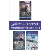 Harlequin Love Inspired Suspense November 2019 - Box Set 1 of 2 - eBook