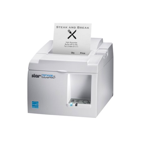 - Star TSP143IIILAN - receipt printer - two-color (monochrome) - direct thermal