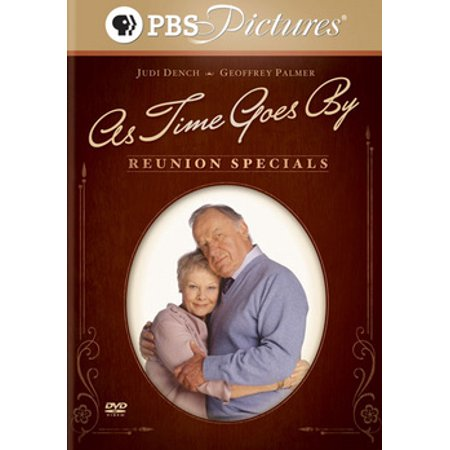 As Time Goes By: Reunion Specials (DVD) - Pbs Halloween Special