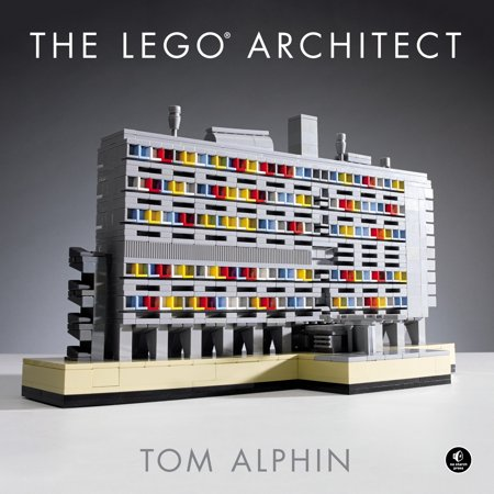 The Lego Architect (Hardcover) (List Of Best Architects)