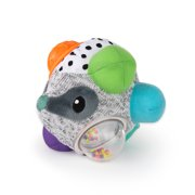 Sassy Bumpy Badger Developmental Baby Toy Inspires Motor Skills - 6+ Months