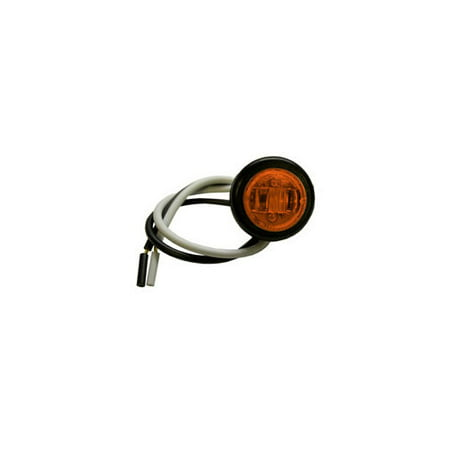 TIGER ACCESSORIES B534A2 3 4 LED ROUND CLEARANCE AND SIDE MARKER LIGHT KIT  - Tigger Accessories