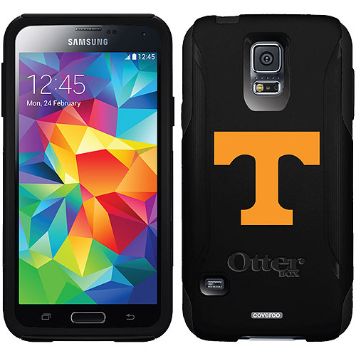 University of Tennessee T Design on OtterBox Commuter Series Case for Samsung Galaxy S5