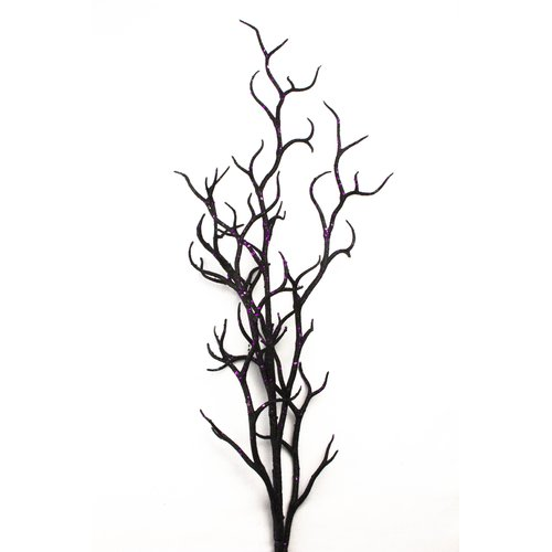 The Holiday Aisle 40'' Twig Pick (Set of 3)