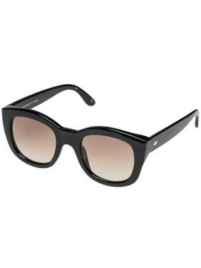 "Le Specs ""Runaways"" Oversized Sunglasses"