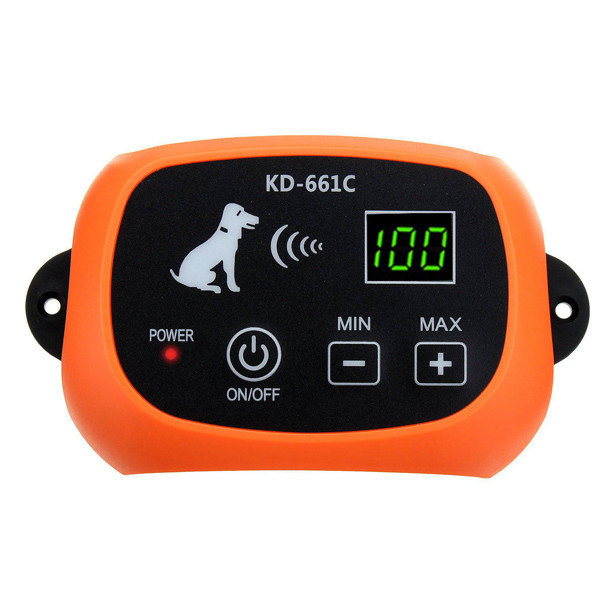 Wireless Dog Fence Containment System, Elfeland Focuspet Wire Free Fencing 1/2/3 Collars Receiver 500M Radius Remote Control Rechargeable Waterproof Receiver Training Collar ,One Dog Systerm color + Entrenamiento y comportamiento del perro en VeoyCompro.