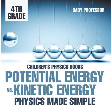 Potential Energy vs. Kinetic Energy - Physics Made Simple - 4th Grade | Children's Physics Books -