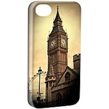 Refurbished Venom Communications 5031300070658 VS7065 Big Ben Vintage Smartphone Case for iPhone 4, 4S (Vintage Iphone 4s)