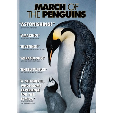 March of the Penguins (DVD) -