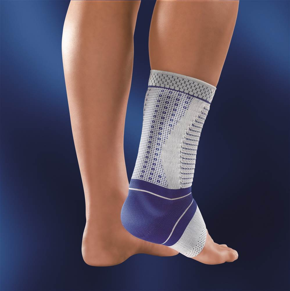 AchilloTrain Pro Achilles Tendon Support in Titanium (Size 1: 6.33-7.5 in. Circ.)