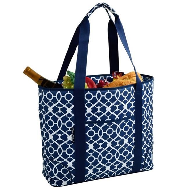 Picnic at Ascot Trellis Insulated Tote - Trellis