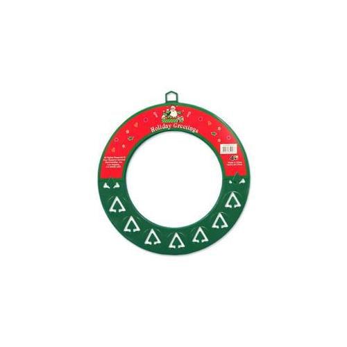 DDI 919250 12 inch Dia Wreath Sape Card Holder Case Of 48