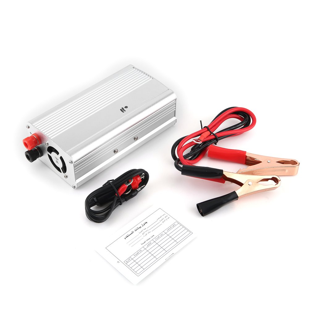 SAA800W High Power Modified Sine Wave Car Auto Power Inve...