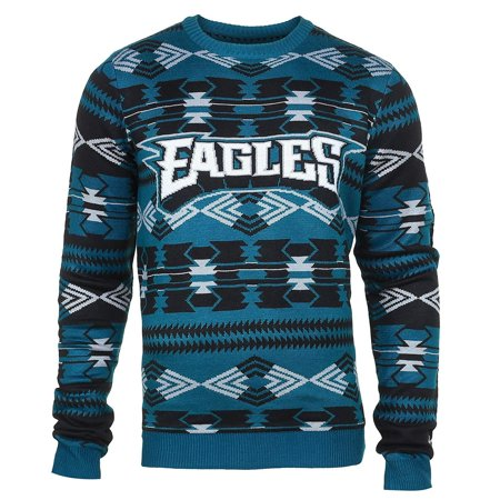 dba48fb8 Forever Collectibles NFL Men's Philadelphia Eagles 2015 Aztec Ugly Sweater